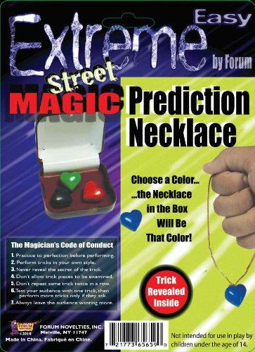 Forum Novelties Extreme Street Magic - Prediction (Halloween Magic Tricks Revealed)