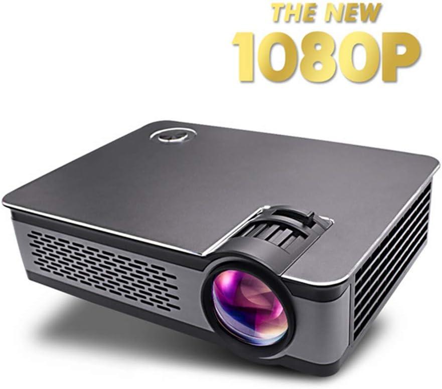 SEXTT Mini proyector, resolución 4K Soporte Parse 1920 * 1808 ...