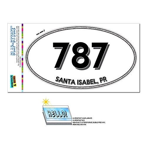 graphics-and-more-area-code-oval-window-laminated-sticker-787-puerto-rico-pr-mercedita-yauco-santa-i
