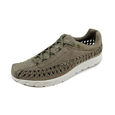 e4158fcc063 Nike Men s Mayfly Woven Medium Olive Light Bone-Black 833132-200 Shoe 9