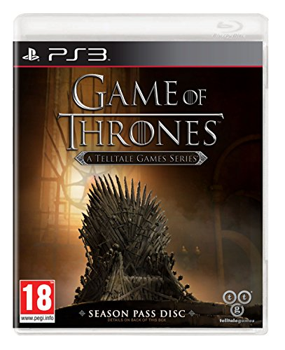 Game of Thrones - A Telltale Games Series: Season Pass Disc - PlayStation 3 (Game Of Thrones Ps3 Video Game)