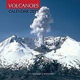 Volcanoes Calendar 2015: 16 Month Calendar