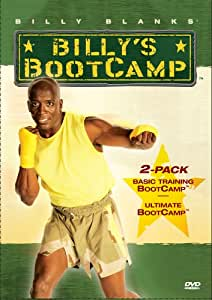 Billy Blanks: Basic Training & Ultimate Bootcamp