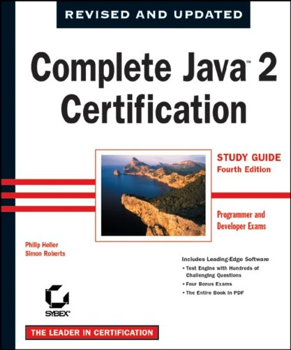 Complete Java 2 Certification Study Guide, w. CD-ROM: Amazon.de ...