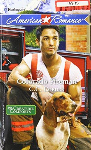book cover of Colorado Fireman