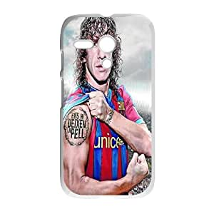 Motorola Moto G Phone Case Carles Puyol N5193