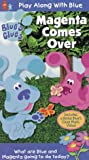: Blue's Clues - Magenta Comes Over [VHS]