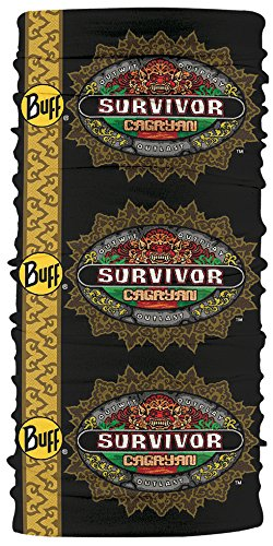 Buff CBS Survivor 28 Cagayan-Solarrion Merged Tribe-Black