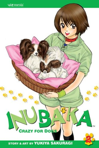 Inubaka: Crazy for Dogs, Vol. 2
