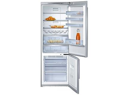 Side By Side Kühlschrank Höhe 200 Cm : Neff ksf958a2 freistehende kühl gefrierkombination 200 cm a