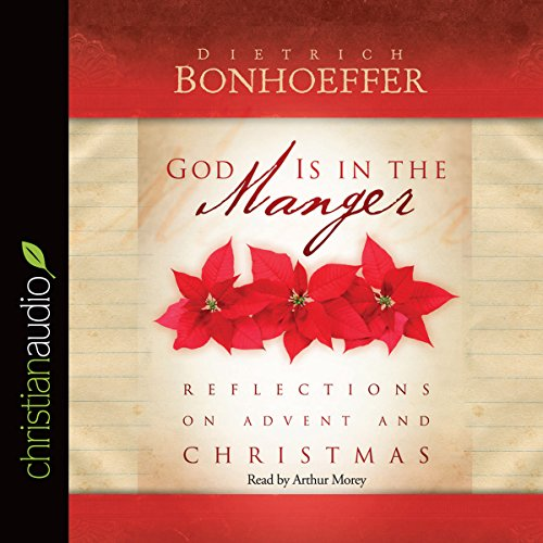 Bargain Audio Book - God Is in the Manger