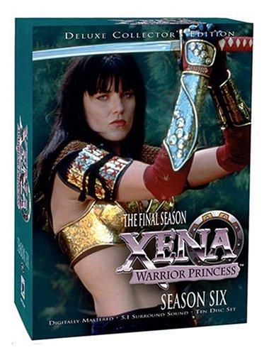 Xena Warrior Princess - Season Six (Chris Watch Box)