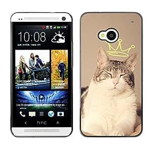 Dragon Case - FOR HTC One M7 - At the touch of love - Caja protectora de pl??stico duro de la cubierta Dise?¡Ào Slim Fit