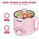 Dezin Electric Hot Pot, Rapid Noodles