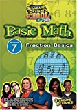 Standard Deviants School - Basic Math, Program 7 - Fraction Basics (Classroom Edition)