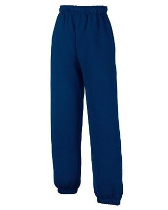 FOTL infantil Pantalón de chándal color=azul marino tamaño=12 ...