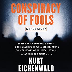 Conspiracy of Fools Hörbuch