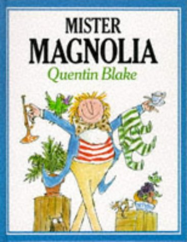 Book cover for Mr. Magnolia
