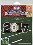Official Licensed NCAA 2017 College Football Playoff Championship Jersey Patch