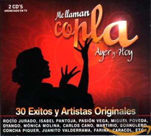 Me Llaman Copla -Ayer Y Hoy-: Various: Amazon.es: Música