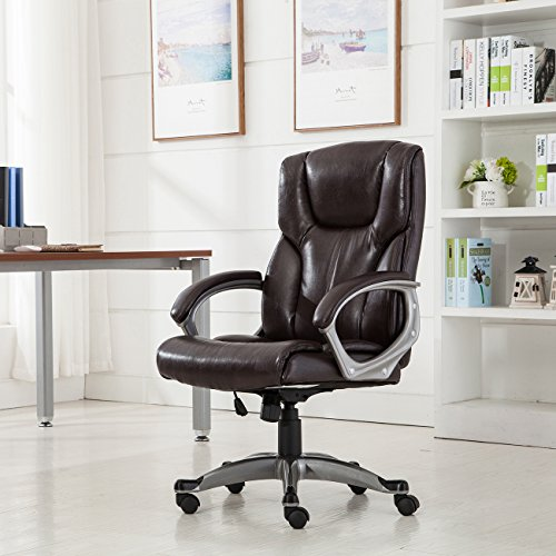 belleze-executive-mocha-modern-high-back-leather-chair-ergonomic-adjustable-height