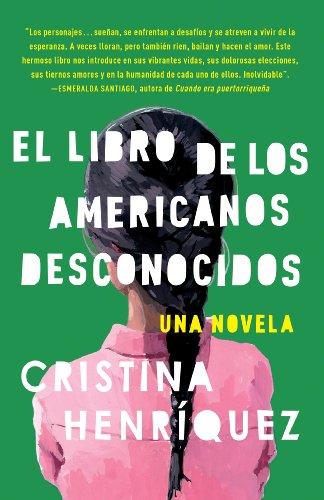 El libro de los americanos desconocidos (Spanish Edition) by [Henríquez, Cristina]