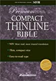 NIV Compact Thinline Bible, Zondervan Publishing Staff, 0310921988