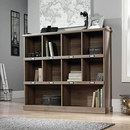 Amazon Bookcase In Multiple Colors Cubbyhole Books Storage Gorgeous Bookshelves Living Room Set