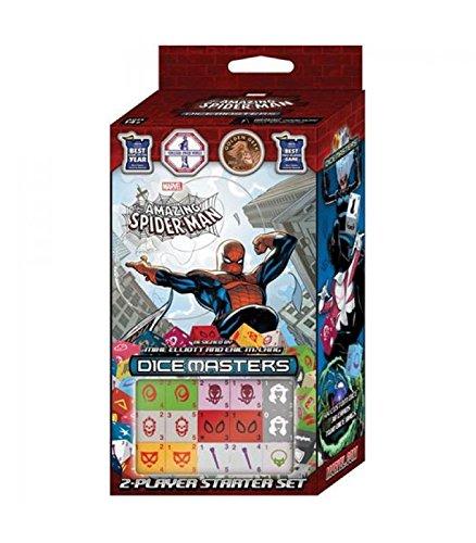 WizKids Marvel Dice Masters: The Amazing Spider-Man Starter - Set Starter Dice