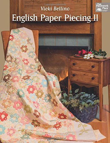 Garden Pattern Paper (Martingale That Patchwork Place English Paper Piecing II)