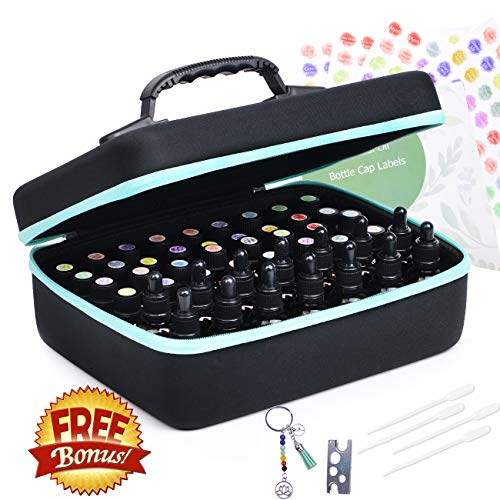 58d44bcaf51d Top 10 Essential Oil Carrying Cases of 2019 - Best Reviews Guide