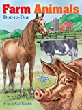 img - for Farm Animals Dot-to-Dot book / textbook / text book
