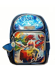 Lego Legends of Chima Large School Backpack 16 Bag Speed Lacers Laval Lennox