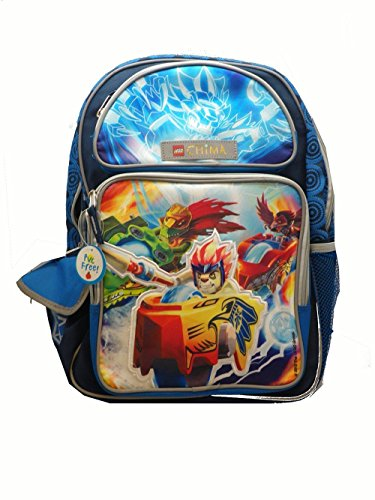 Lego Legends of Chima Large School Backpack 16