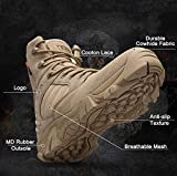 Bitiger Men's Outdoor Delta Military Boots With