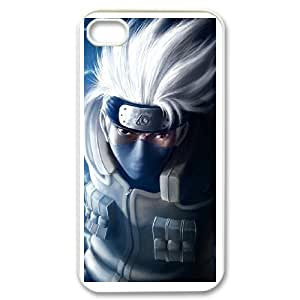 COOL Creative Desktop NARUTO CASE For iPhone 4,4S Send tempered glass screen protector Q84D805782