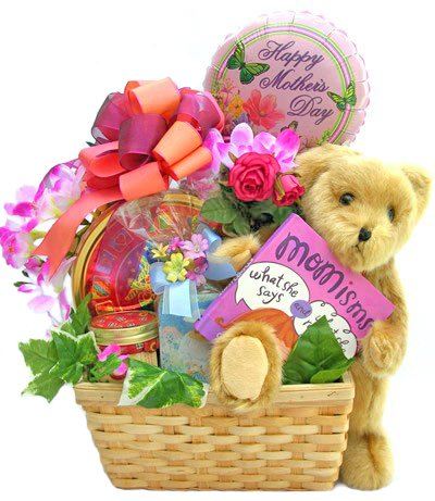 Momisms   Mothers Day Gift Basket ()