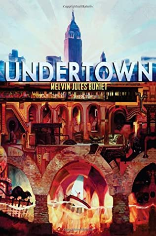 book cover of Undertown