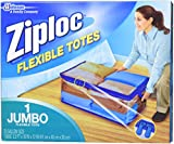 Ziploc Flexible Extra Extra Large Clothes Storage Bag (Pack of 5)
