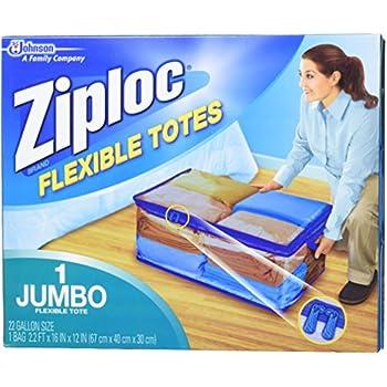 Amazon Com Ziploc Flexible Extra Extra Large Clothes