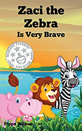 Zaci the Zebra Is Very Brave