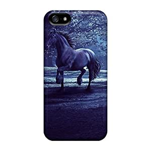 Walk At Night Case Compatible With Iphone 5/5s/ Hot Protection Case