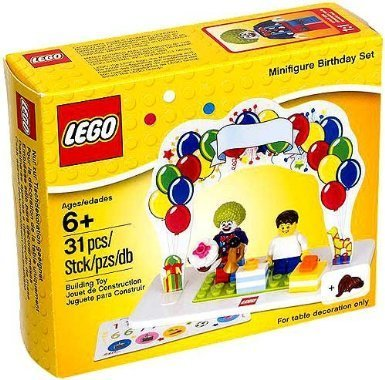 LEGO Set Minifigure Birthday Set (850791)]()