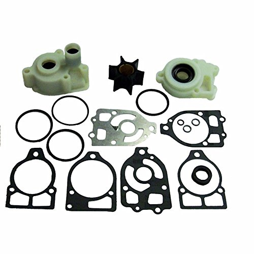 Water Pump Kit for Mercruiser Alpha One Gen 1 Outdrive Waterpump Kit w/ Housings