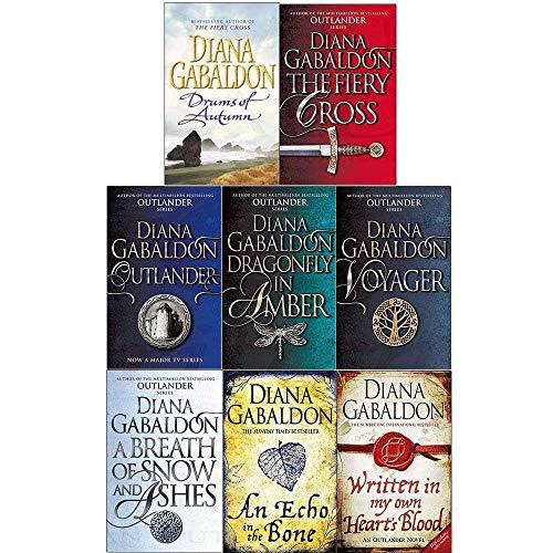 Top 3 outlander book series book 1-3 for 2019