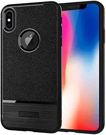 0d7515e242 iPhone X Case, iPhone Xs Case, [Scratch Resistant] Actionpie TPU Bumper Case