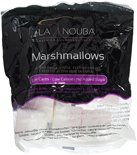 2 Pack Value: La Nouba, Sugar Free Marshmallow, Fat Free Gluten Free, 5.4 oz.