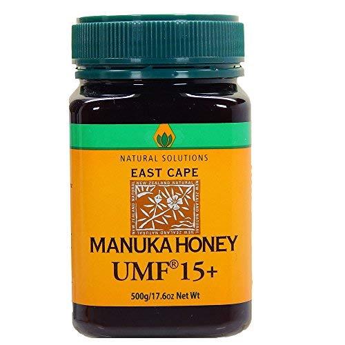East Cape Te Araroa Premium Manuka Honey UMF Certified 15+-MGO 660 (Large)