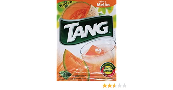 Amazon.com : 3 X Tang Melon Flavor No Sugar Needed Makes 2 Liters of Drink 15g From Mexico : Powdered Soft Drink Mixes : Grocery & Gourmet Food