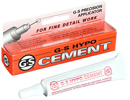 Optima 55-090 Specially Designed Watch Crystal Glue Watch Repair Kit ()